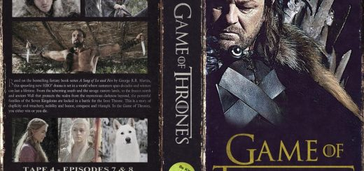 Game of Thrones VHS